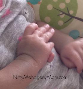 It's Okay if Your Baby Isn't Perfect -- NiftyMahoganyMom.com
